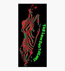 a tribe called quest, atcq, radio, funny, awesome, rap, hip hop, album, music, 90s, techno, trending, jazz Photographic Print