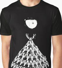 Lobster Dominance Hierarchy - Dark Graphic T-Shirt