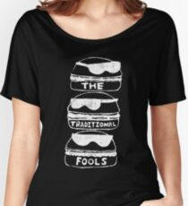 The Traditional Fools Women's Relaxed Fit T-Shirt