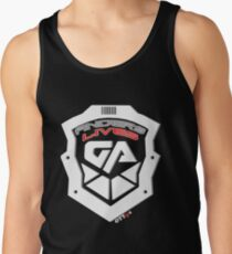 Anders Lives! Galactic Authority 2 - Dark Matter | OTTees Tank Top