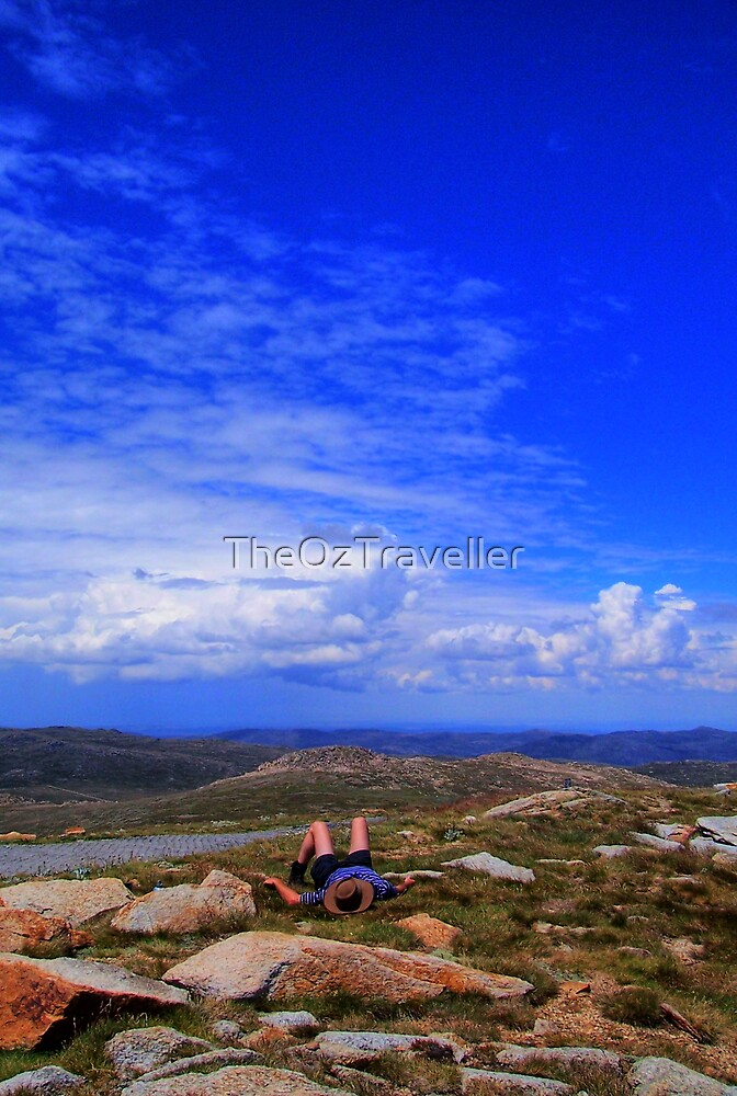 Resting at the top of Australia by TheOzTraveller