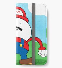 its a  me merio  iPhone Wallet/Case/Skin