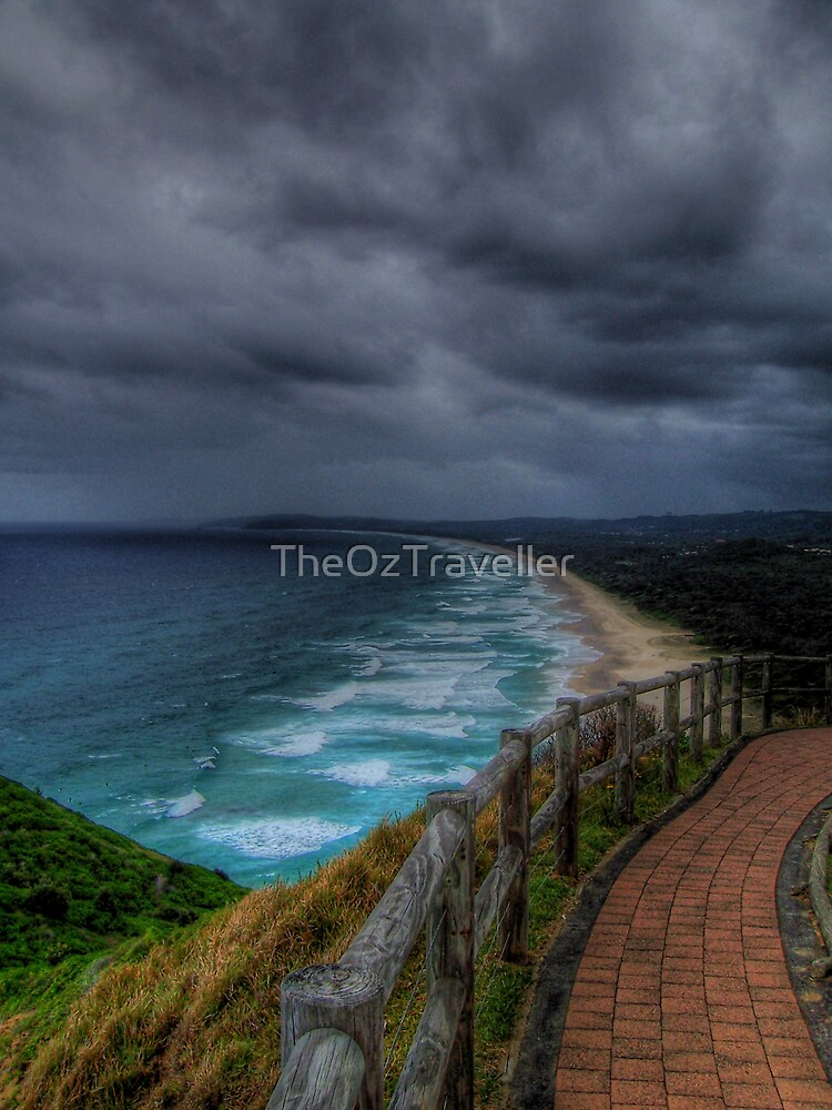 Stormy seas by TheOzTraveller