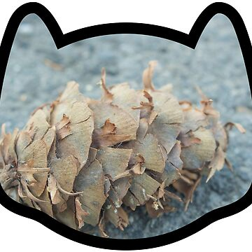Pineko - This Pine Cone Died by CerealKitten