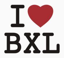 I Love Bxl