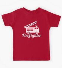 Firefighter Kids Tee
