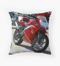 Cagiva Throw Pillow