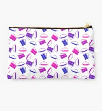 Pie and Cake (bi pride) Studio Pouch