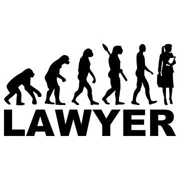 Evolution lawyer by Designzz