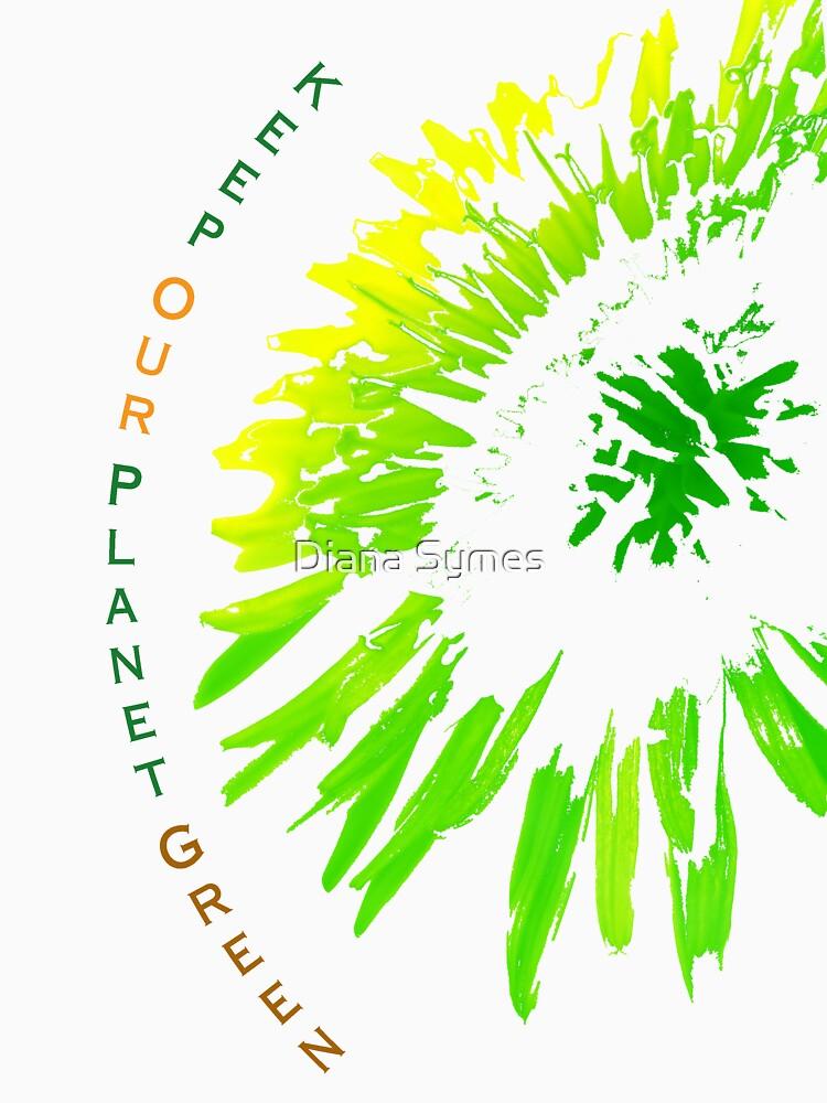 Green Planet by djsnooty