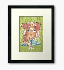 Rose Crown Framed Print