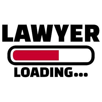 Lawyer loading by Designzz
