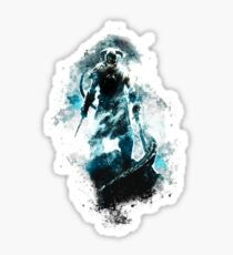 Skyrim Sticker