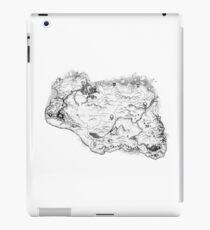 Skyrim Map iPad Case/Skin