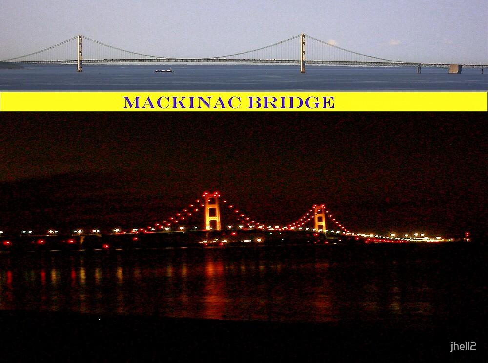 Mackinac Bridge by jhell2