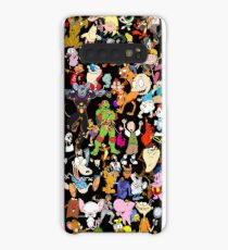 Retro Cartoons phone cases rugrats 80s 90s tv show cartoon Case/Skin for Samsung Galaxy