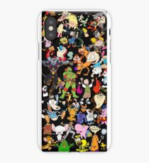 Retro Cartoons phone cases rugrats 80s 90s tv show cartoon iPhone Case/Skin