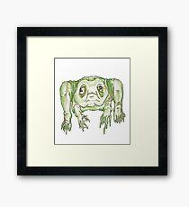 froggo Framed Print