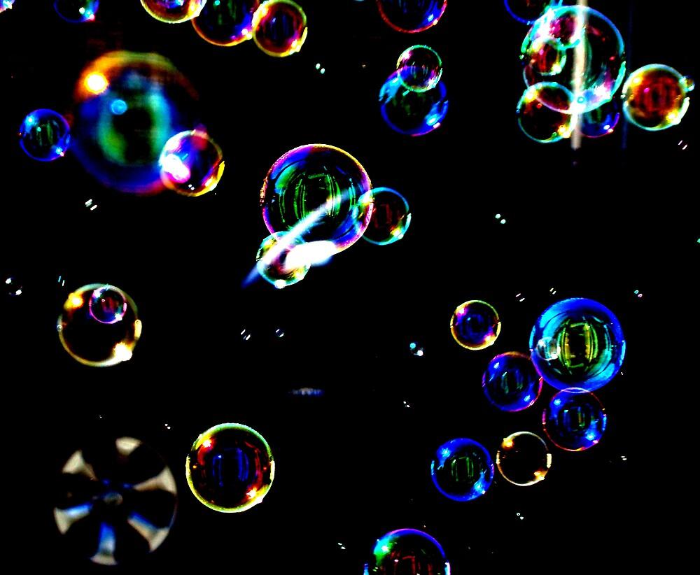 bubbles in orbit by lowcountrypen
