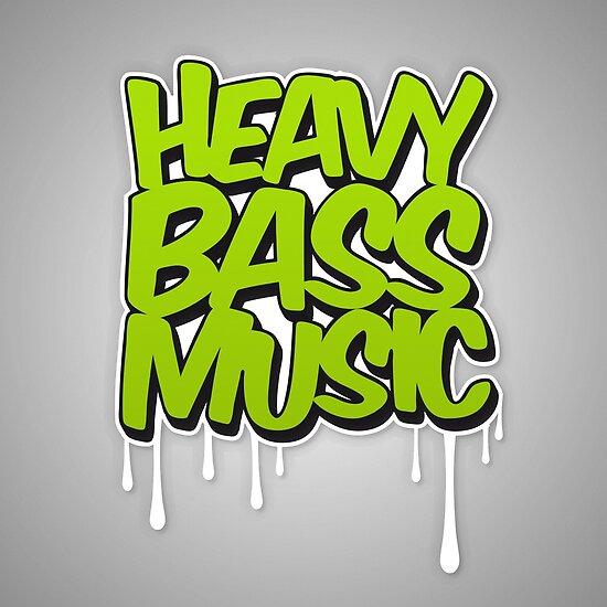HEAVY BASS MUSIC / TRAP / DUBSTEP / DNB / TECHNO by badbugs