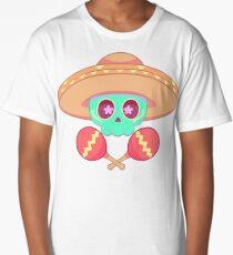 Sombrero Crossbones - Super Mario Odyssey Long T-Shirt