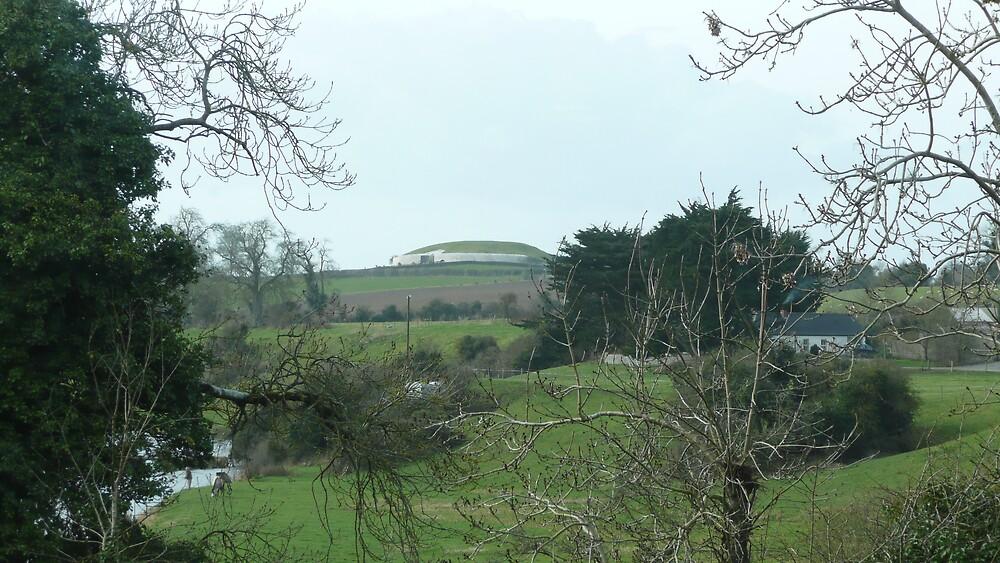 Newgrange by RichieQuinn