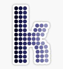 The Killers Sticker