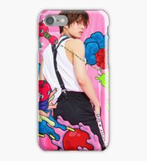 NCT 127 Cherry Bomb - Yuta iPhone Case/Skin