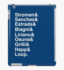 Blue Jays Top Pitchers iPad Case/Skin