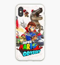 Super Mario Odyssey iPhone Case