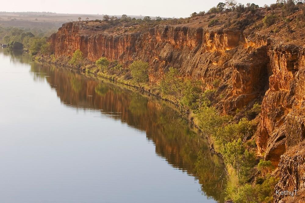 Walker Flat Cliffs by KathyT