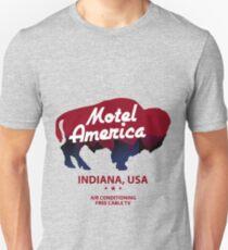 Motel America - Home of the Gods Merchandise T-Shirt