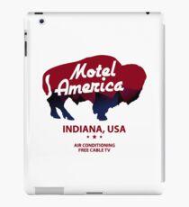 Motel America - Home of the Gods Merchandise iPad Case/Skin