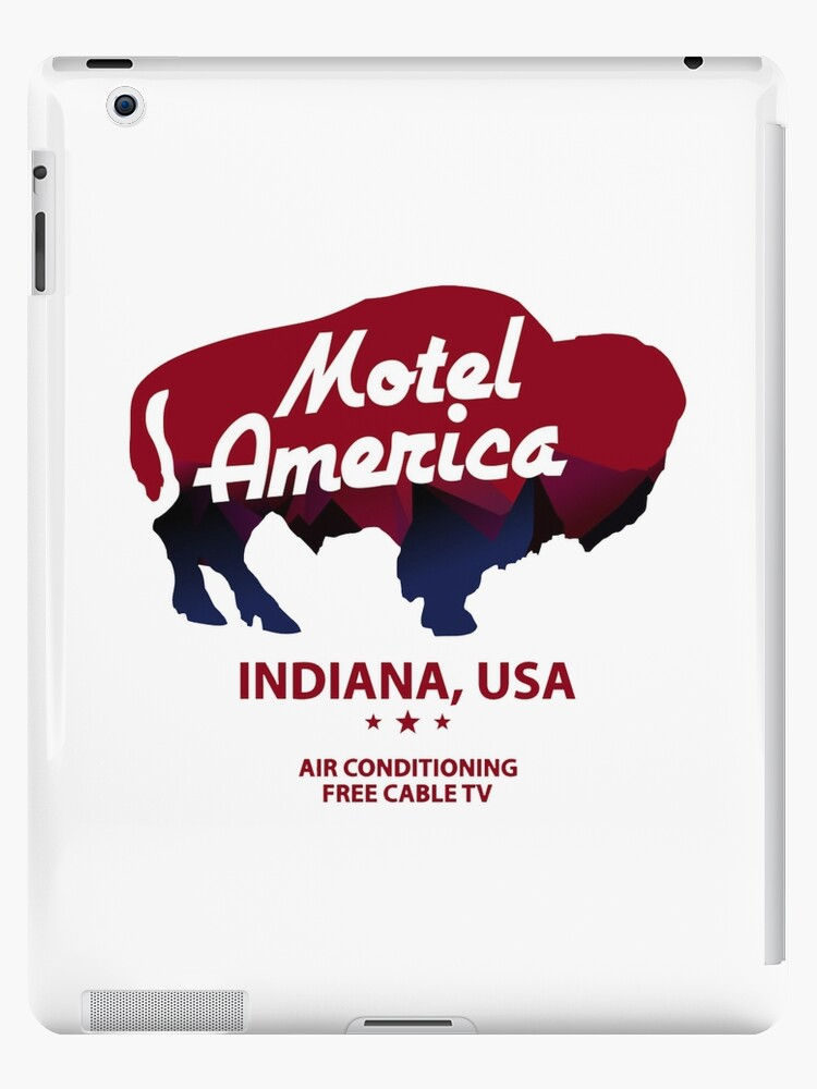 Motel America - Home of the Gods Merchandise by jasonditch