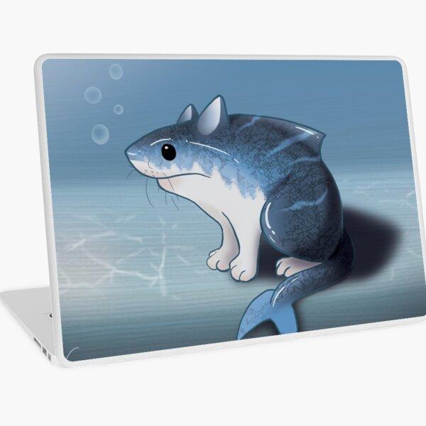 The Sharkcat - Chimera Art Laptop Skin