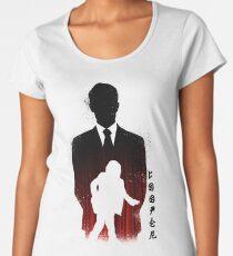 agent coop peaks damn fine coffee dancing man Women's Premium T-Shirt