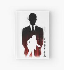 agent coop peaks damn fine coffee dancing man Hardcover Journal