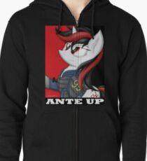 Blackjack - Ante Up Zipped Hoodie