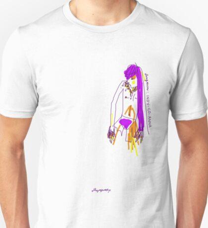 'Indy-Go-Anna' (Drag Racer Series) T-Shirt
