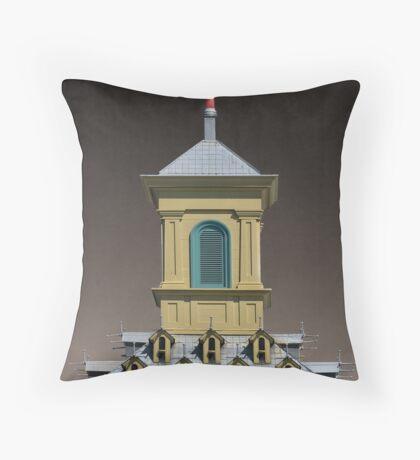 Gatehouse Roof, Dundurn Castle, Hamilton Ontario Throw Pillow