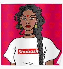 Shabash beta Shabash Poster