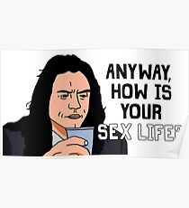 Anyway, How Is Your Sex Life? Poster