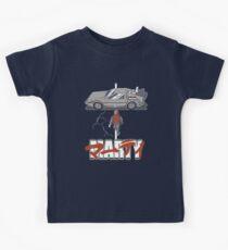 Back to the Future - Akira Kids Clothes