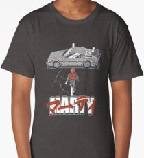 Back to the Future - Akira Long T-Shirt