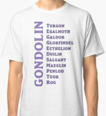 Lords of Gondolin Classic T-Shirt