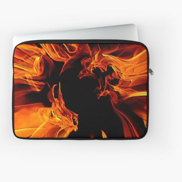 Solar Ghosts 2 Laptop Sleeve