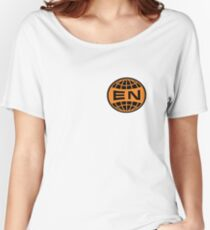 Everything Now (orange) Women's Relaxed Fit T-Shirt