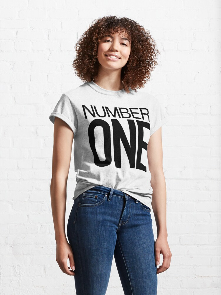 Alternate view of NDVH Number One Classic T-Shirt