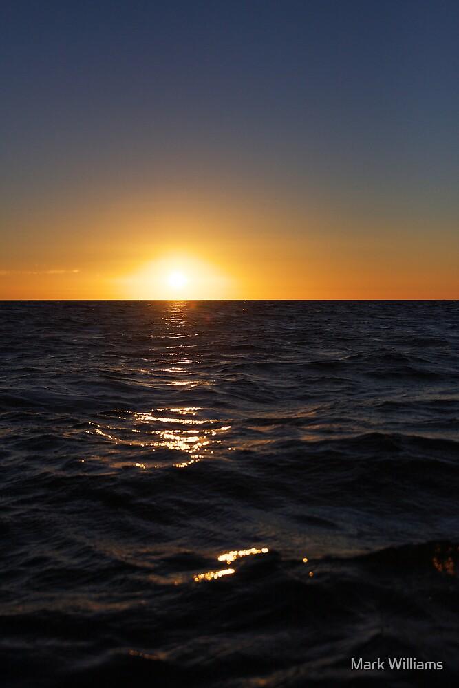 Sun Sky Ocean by Mark Williams