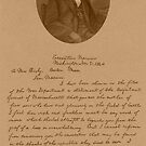 Abraham Lincoln's Letter To Mrs. Bixby by warishellstore